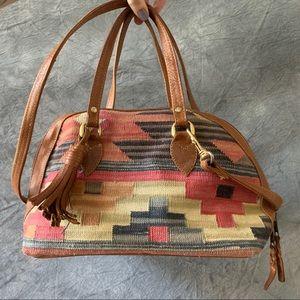 Vintage T.Cappelli Boho Bag